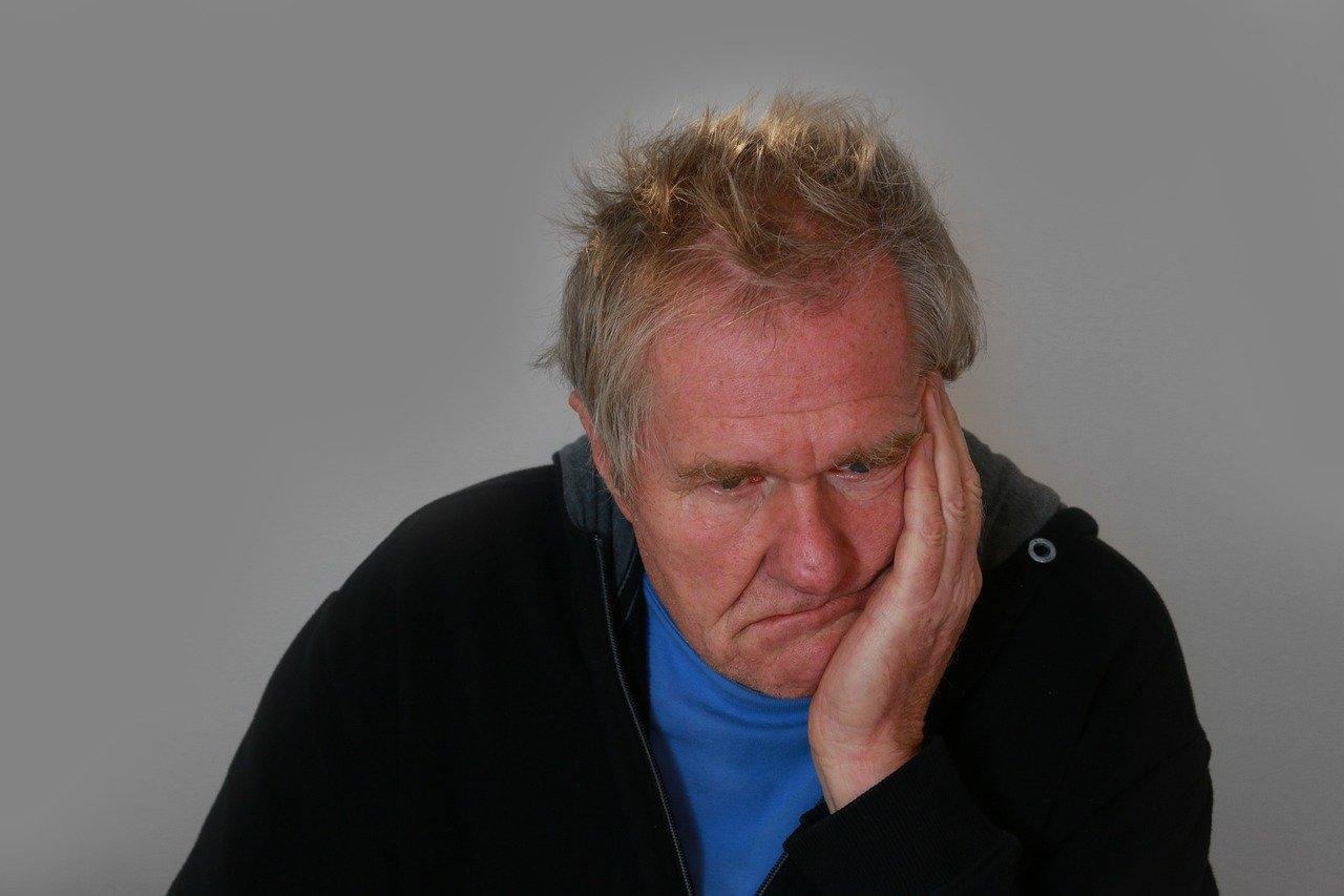 Man Old Senior - Free image on Pixabay