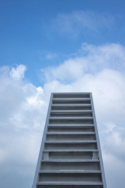 Лестница в небо испания фото