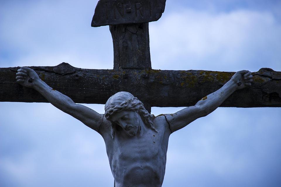 Korsfästelsen, Jesus, Bibeln, Påsk, Tro, Religion