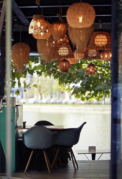 Terraza Restaurante Sillas Foto Gratis En Pixabay