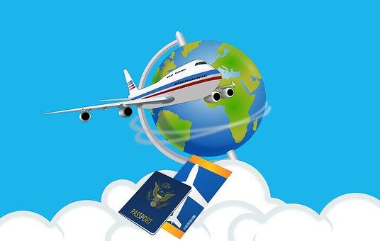 flight ticket image
