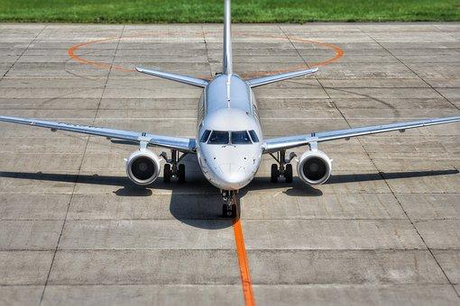 交通, 乗り物, 飛行機, 旅客機, 航空機, 空港, Jal, 旅行, 日本