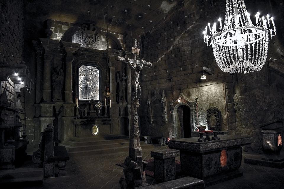 Resultado de imagen de Minas de Wieliczka