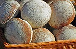 pieczywo, chleb, bochenki