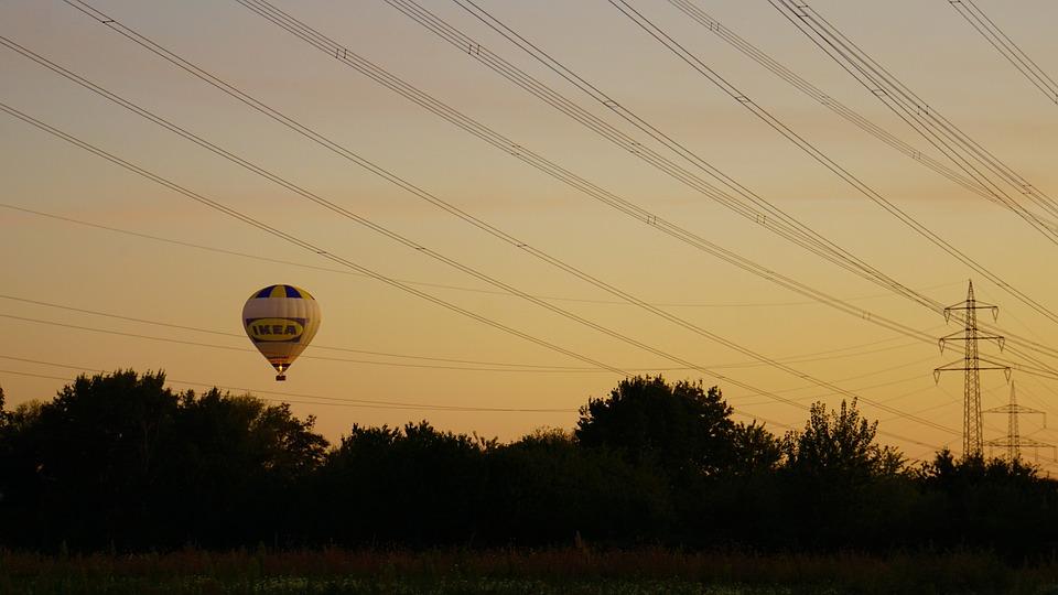 Hot Air Balloon, Luftfart, Skjønnhet, Flying, Himmel