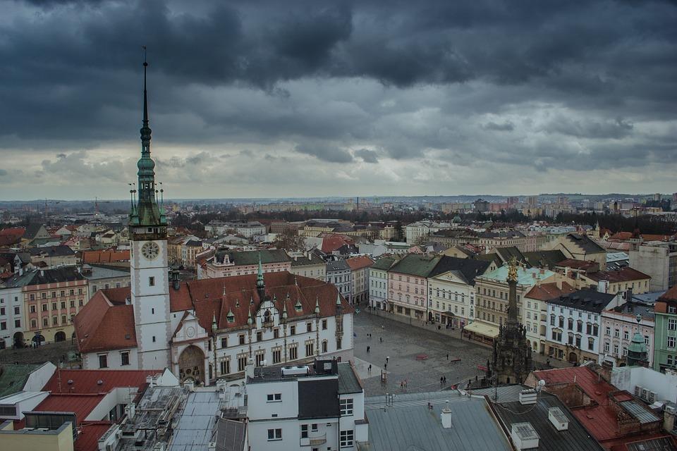 Olomouc 1 día