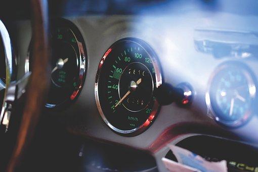 Porsche, Oldtimer, 356 C, Speedo