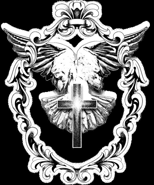 Burung Bayangan Hitam Stensil Gambar Gratis Di Pixabay