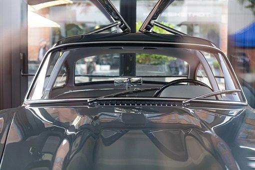 Car, Vehicle, Mirror, Building