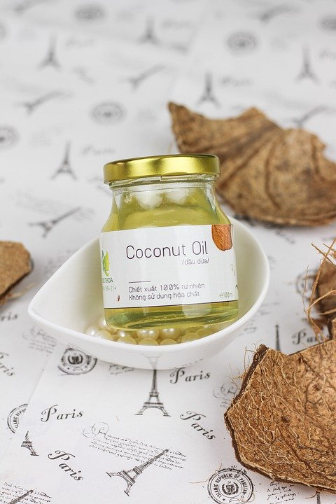 Coconut Oil, Coconut, Melons, Coconut Shell