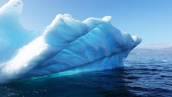 Iceberg, Ice, Greenland, Frozen, Cold