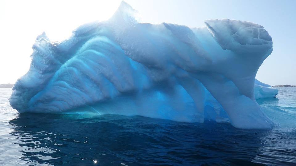 Iceberg, Ghiaccio, Groenlandia, Congelati, Freddo, Mare