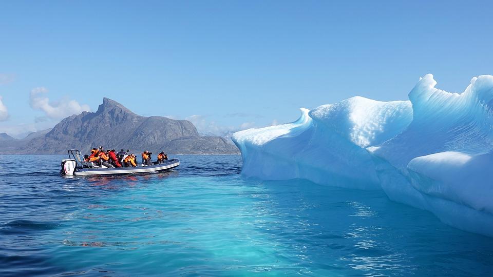 Iceberg Glace Le Groenland - Photo gratuite sur Pixabay
