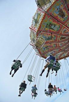 Carousel, Festival, Fun, Ride, Fair