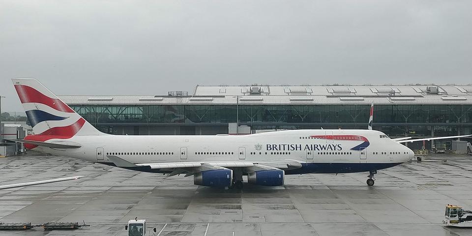 Boeing, Flight, British Airways