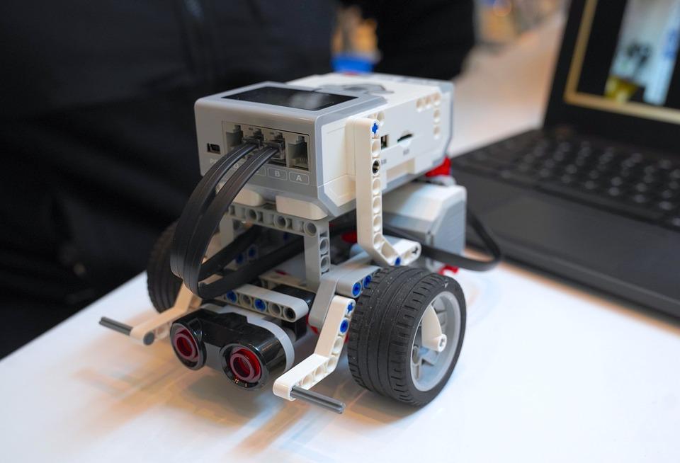 Lego, Robot, Robotik, Makine, Oyuncaklar, Rakam, Kurmak