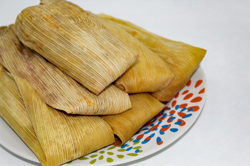 Tamal, Comida Mexicana, México, Cocina