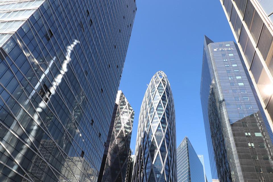 Tours de La Défense Paris - monde de l'entreprise