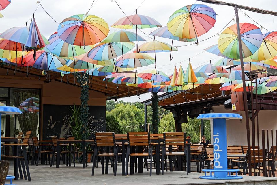 Terraza Restaurante Las Tablas Foto Gratis En Pixabay