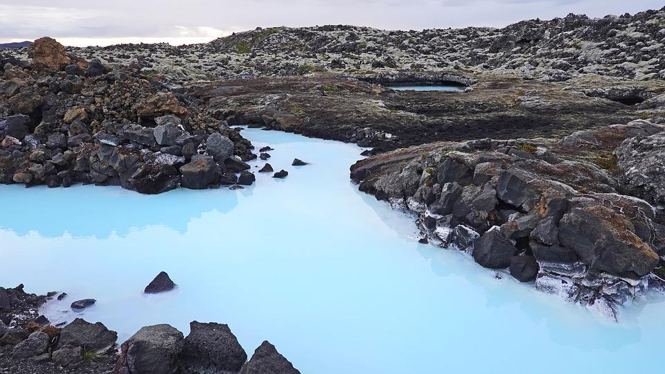 The Blue Lagoon Iceland Free Photo On Pixabay