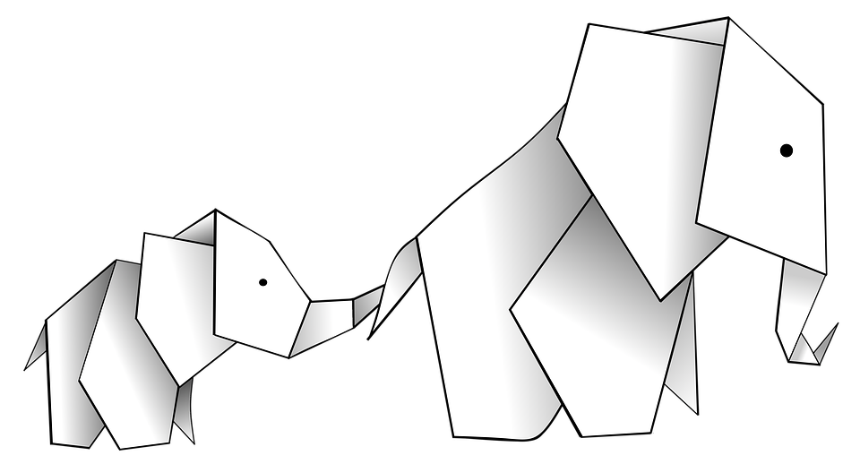 Origami Elephant Animals Free Image On Pixabay You can learn to make various kinds of origami elephant here. origami elephant animals free image