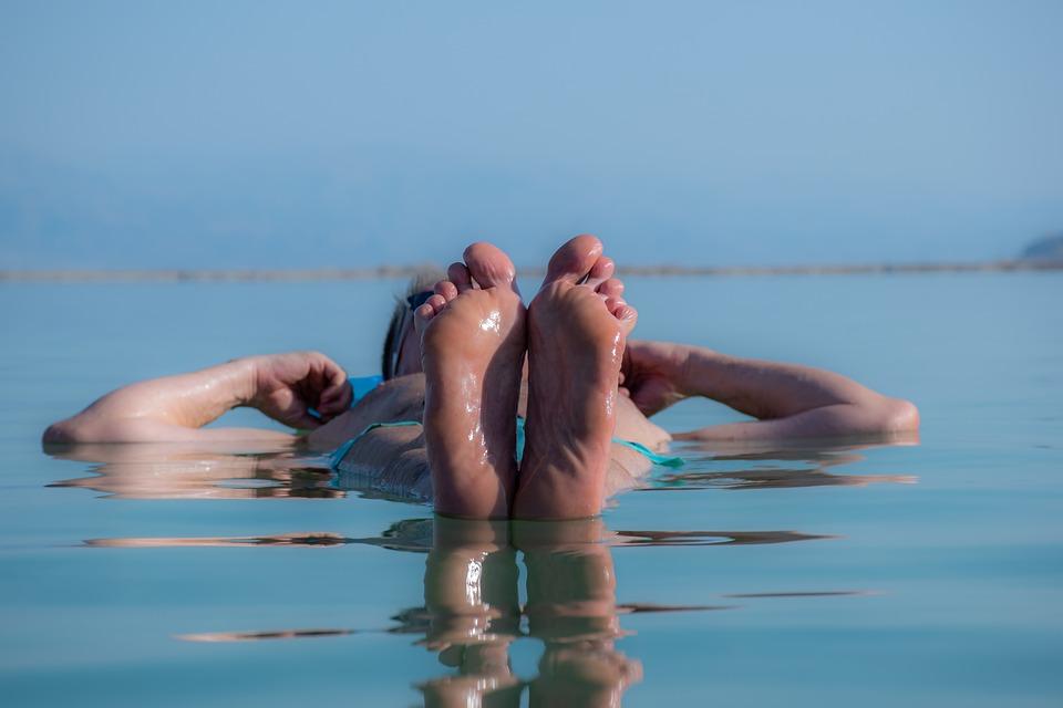 Mar Morto, Israele, Relax, Vacanza, Deserto, Acqua