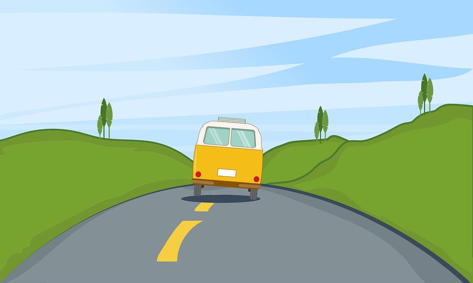 Efficient road trip planning