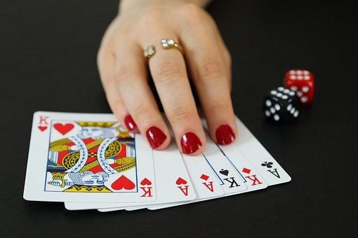 Card Game, Luck, Playing Cards, Gambling