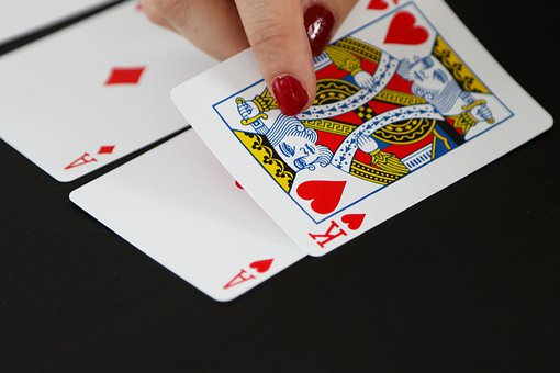 Card Game, King, Ace, Poker, Casino