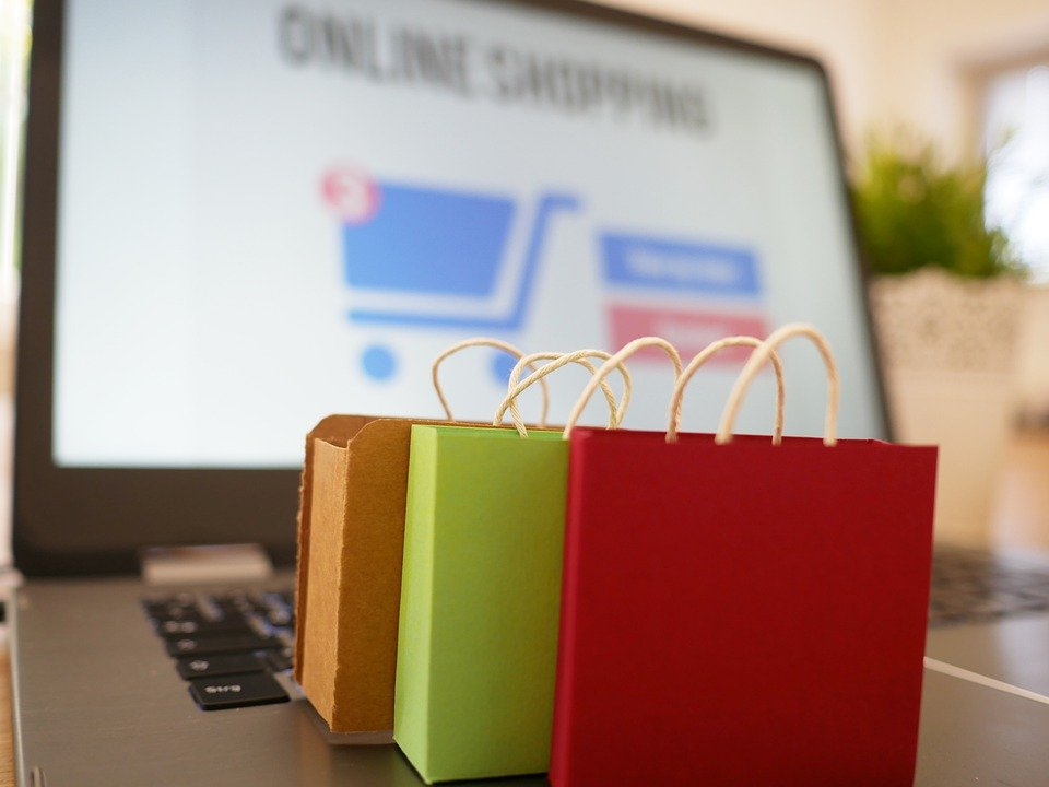 Online Shopping, Shopping, Online, Shop, Laptop