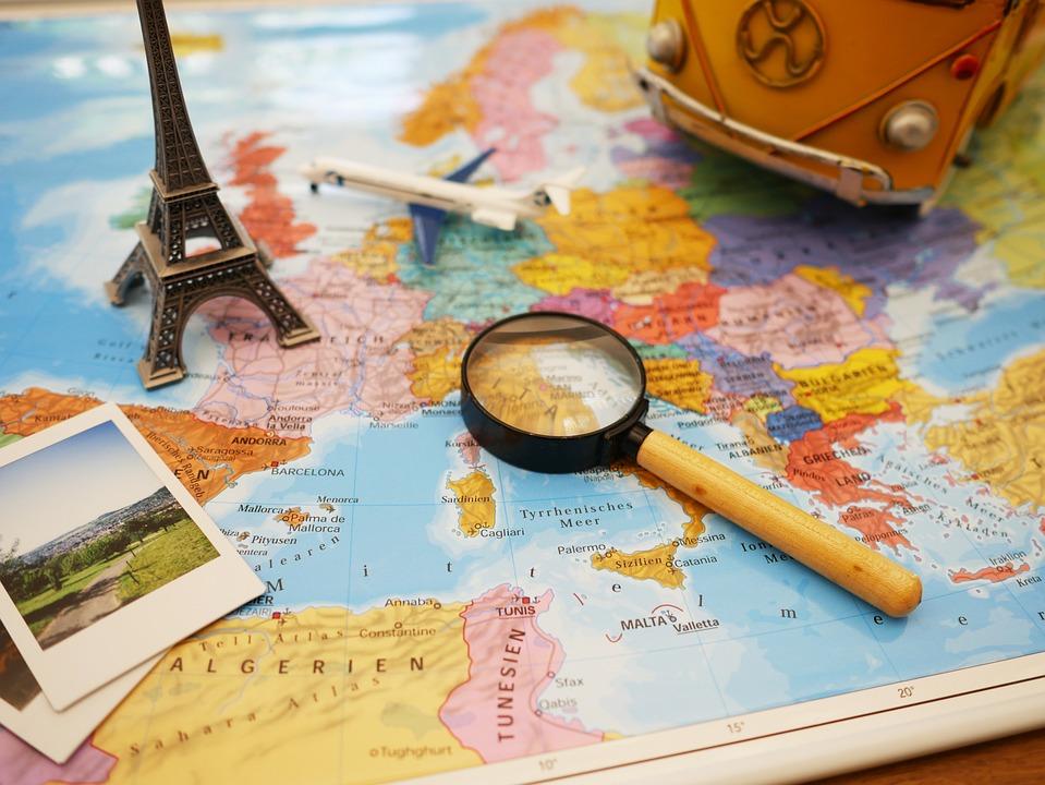 Podróż Planujemy Wakacje Planu - Darmowe zdjęcie na Pixabay