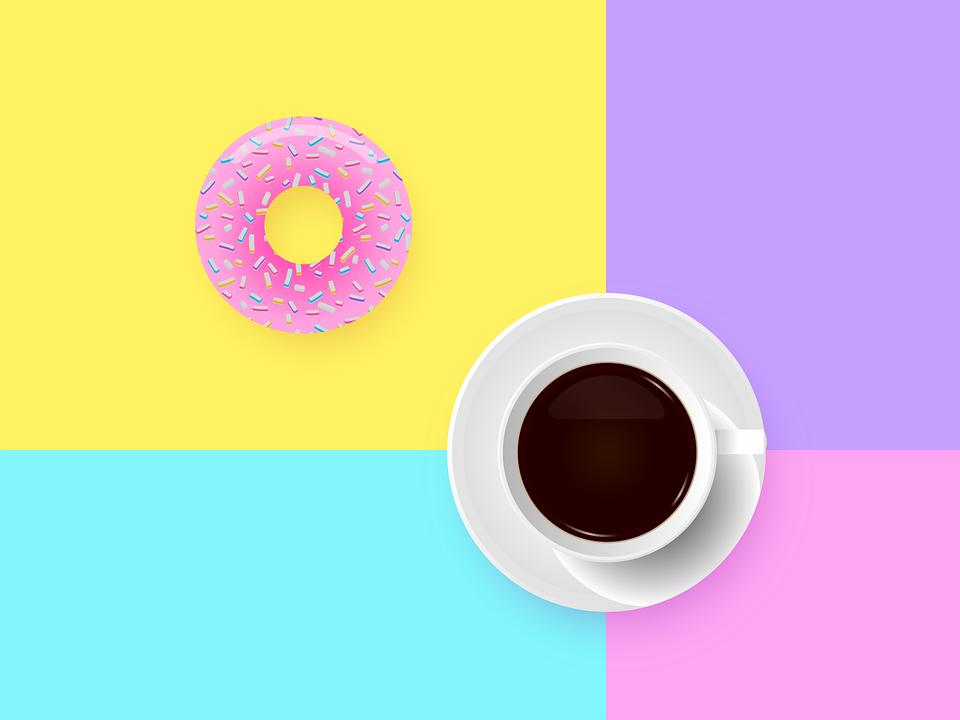 コーヒー, カップ, ホワイト, ブラック, ホット, 新鮮な, ドリンク, マグカップ, エスプレッソ