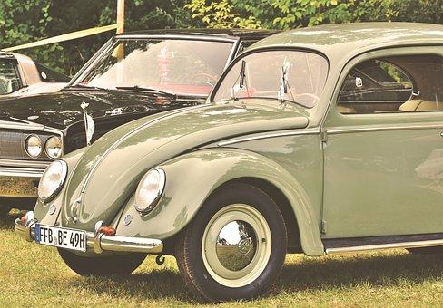 Pretzel Beetle, Vw, Volkswagen, Beetle