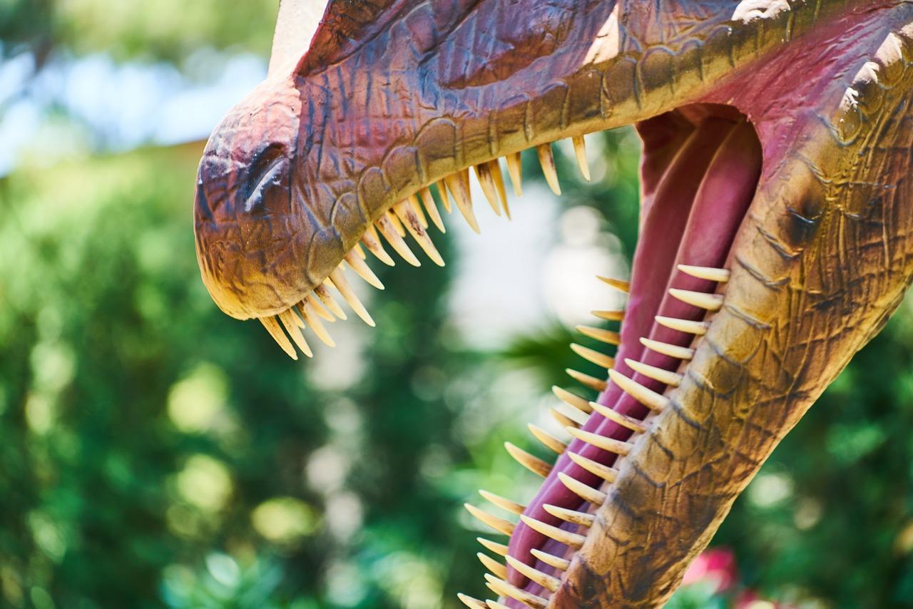 dents de dinosaures
