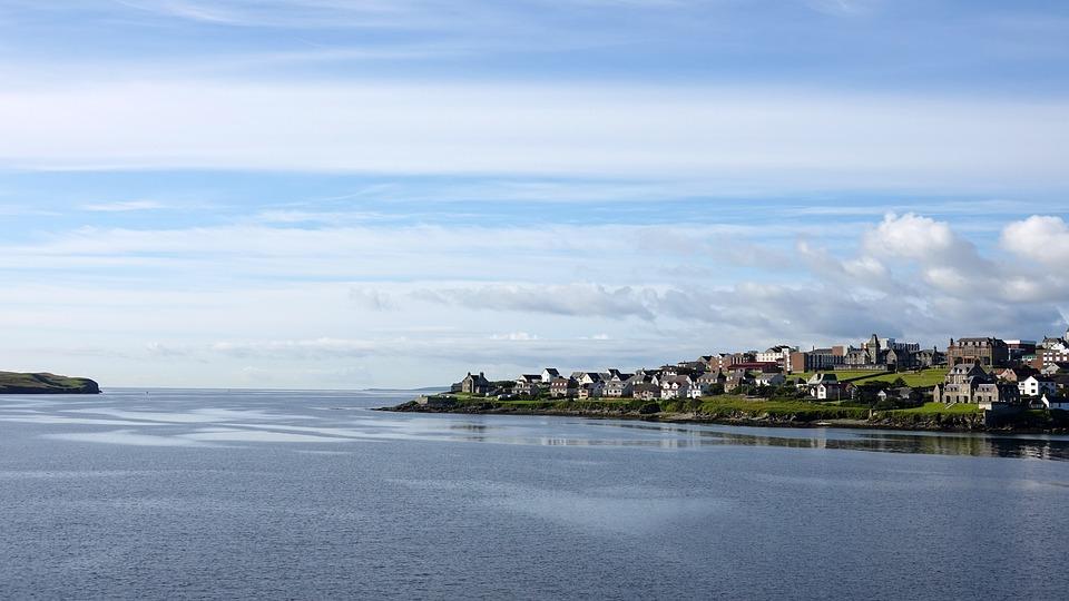 Dans Îles Shetland Côte - Photo gratuite sur Pixabay
