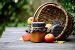 dżem, jabłkowy dżem, apple