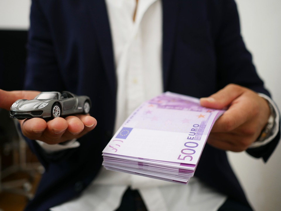 Финансирование, Финансирование Автомобиль