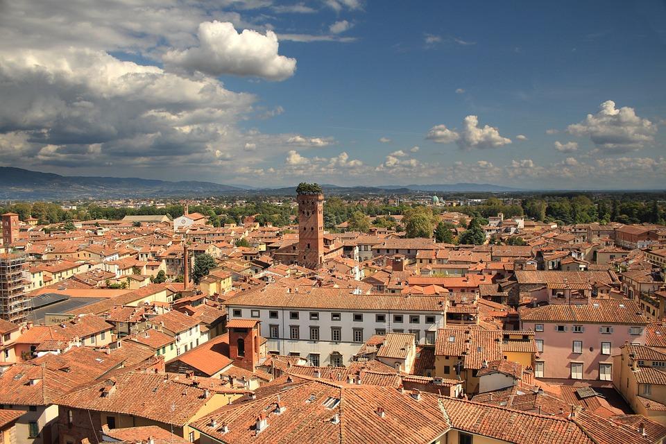Lucca Tuscany Italy Free Photo On Pixabay