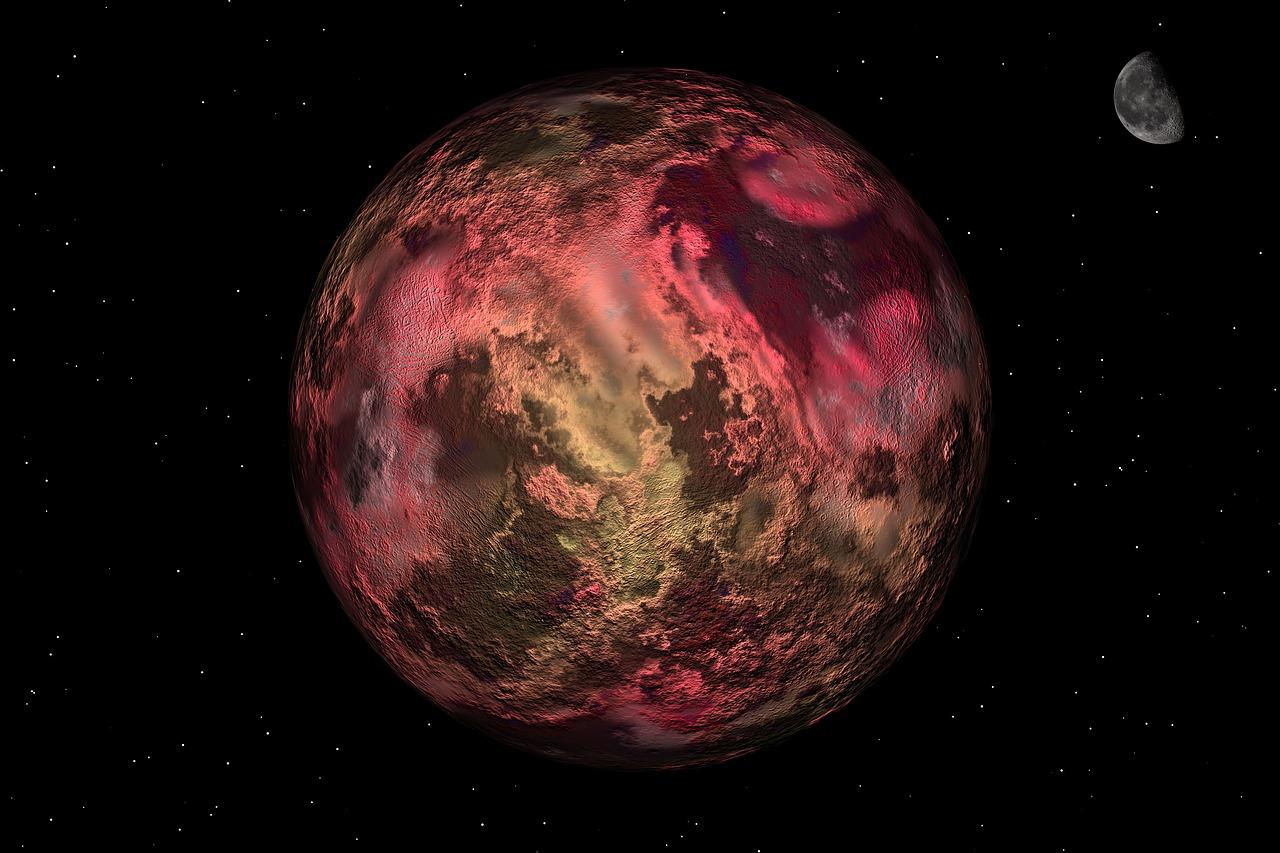 Картинки планет солнечной системы из космоса том