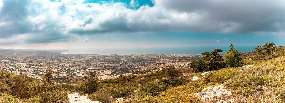 Peya, Cyprus, Panorama, Holidays, Tourism, Clouds