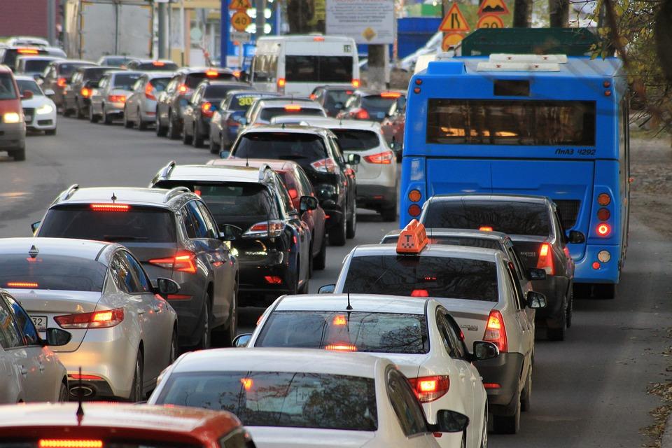 Traffic Jam Car Urban - Free photo on Pixabay