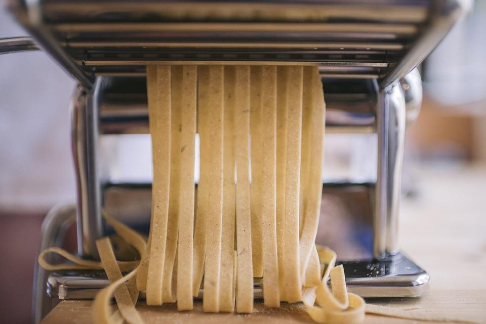 Pasta Machine, Spaghetti, Chef Kok, Koolhydraten