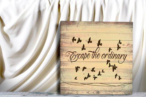 木製パレット, ホワイト, 木製の看板, ステンシル塗装, ツリー, 木材
