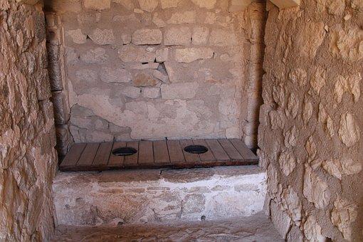 Latrines, Castle, Jaen, Jaén, Fortress