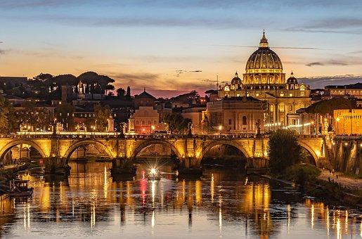 Architecture, Travel, City, Historic