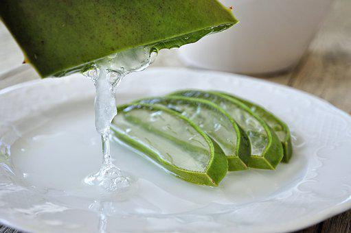 Beauty From Within - Possible Just With Aloe Vera Pills
