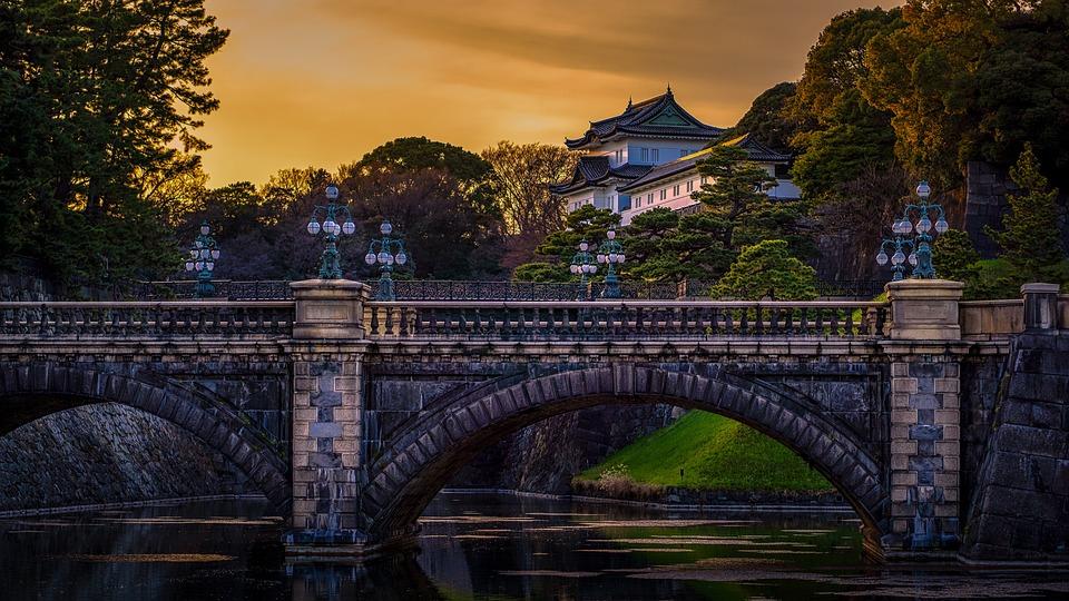 日本, 帝国, アーキテクチャ, 東京, 日本語, の物語, 建物, 歴史, 市, 宮殿, 仏教, 旅行