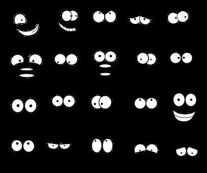 62 Gambar Kartun Sedih Tapi Tersenyum Terbaik