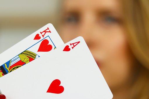 Card Game, Casino, Poker, Playing Cards