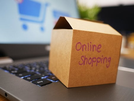 Online Shopping, Amazon, Negozio